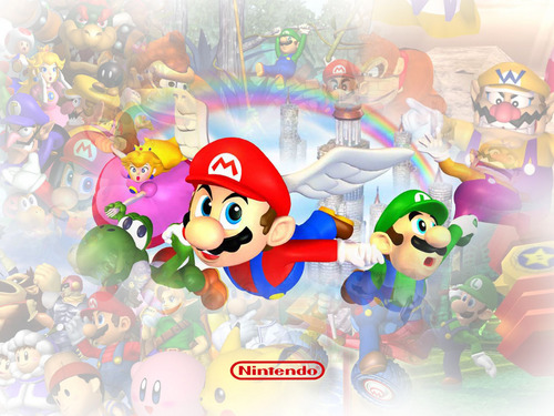 Nintendo wallpaper entitled Mario Wallpaper