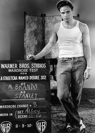 Classic Movies wallpaper containing a sign titled Marlon Brando