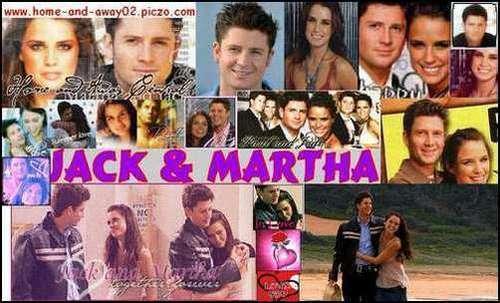 Martha and Jack