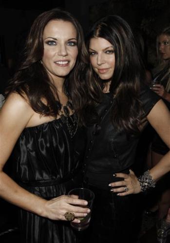 Martina and Fergie