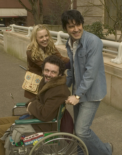 Michael Sheen,Ron Livingston and Melissa George