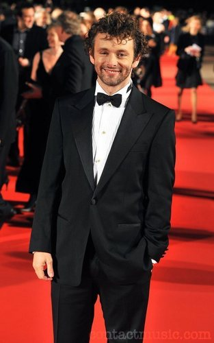 Michael Sheen at The Times BFI लंडन Film Festival