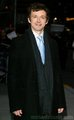 Michael Sheen outside Ed Sullivan Theatre for the 'Late Show With David Letterman