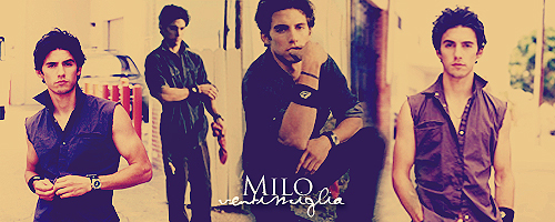 Milo অনুরাগীদের শিল্প
