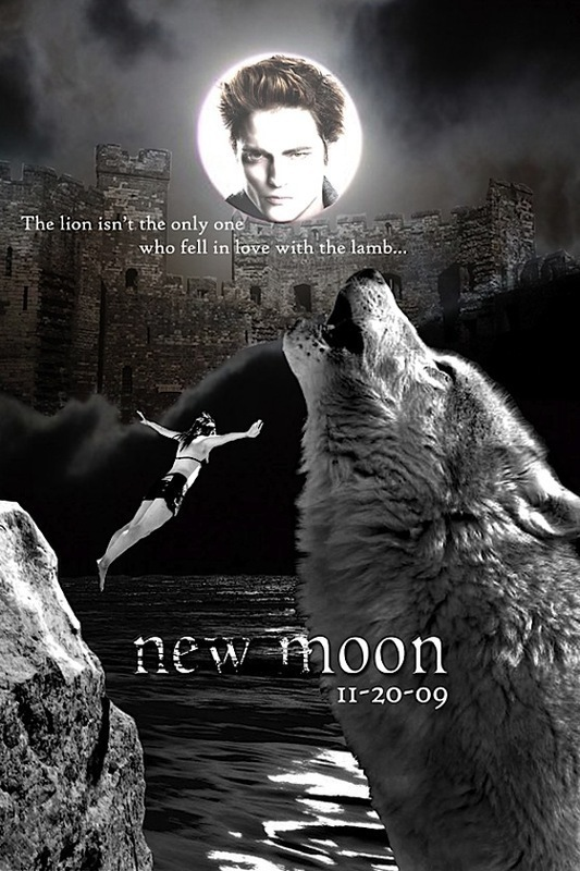New Moon - new-moon-movie fan art