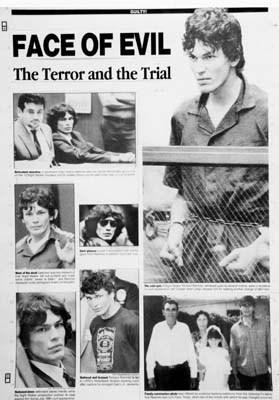 Newspaper Headlines - serial-killers Photo