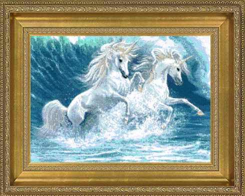 Ocean Unicorns