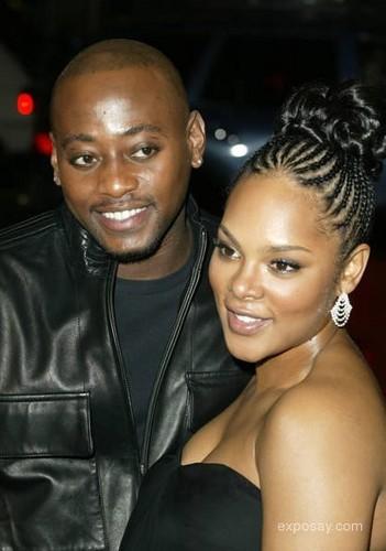 Omar and Keisha