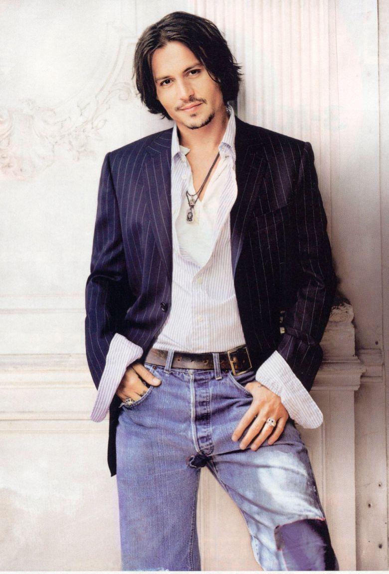 Photoshoot 2003 - Johnny Depp Photo (5792627) - Fanpop джонни депп
