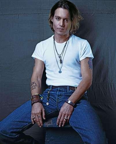 Johnny Depp wallpaper titled Photoshoot 2004