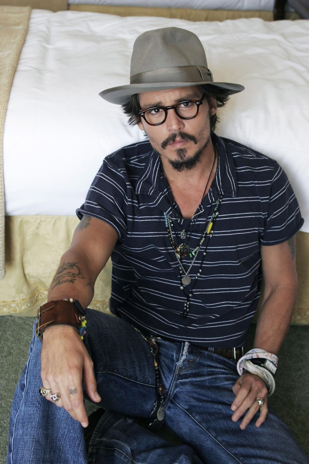 Photoshoot 2005 Johnny Depp Photo 5794966 Fanpop