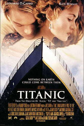 Titanic fond d'écran containing a sign called Posters