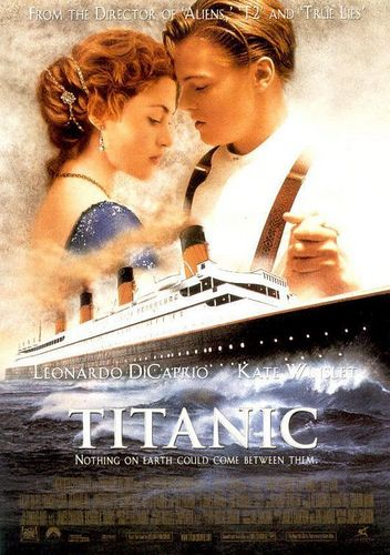Titanic wolpeyper called Posters