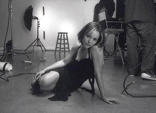 Rachel - Alex Hoerner Photoshoot