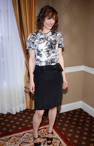 Rachel at State of Play Press Conference