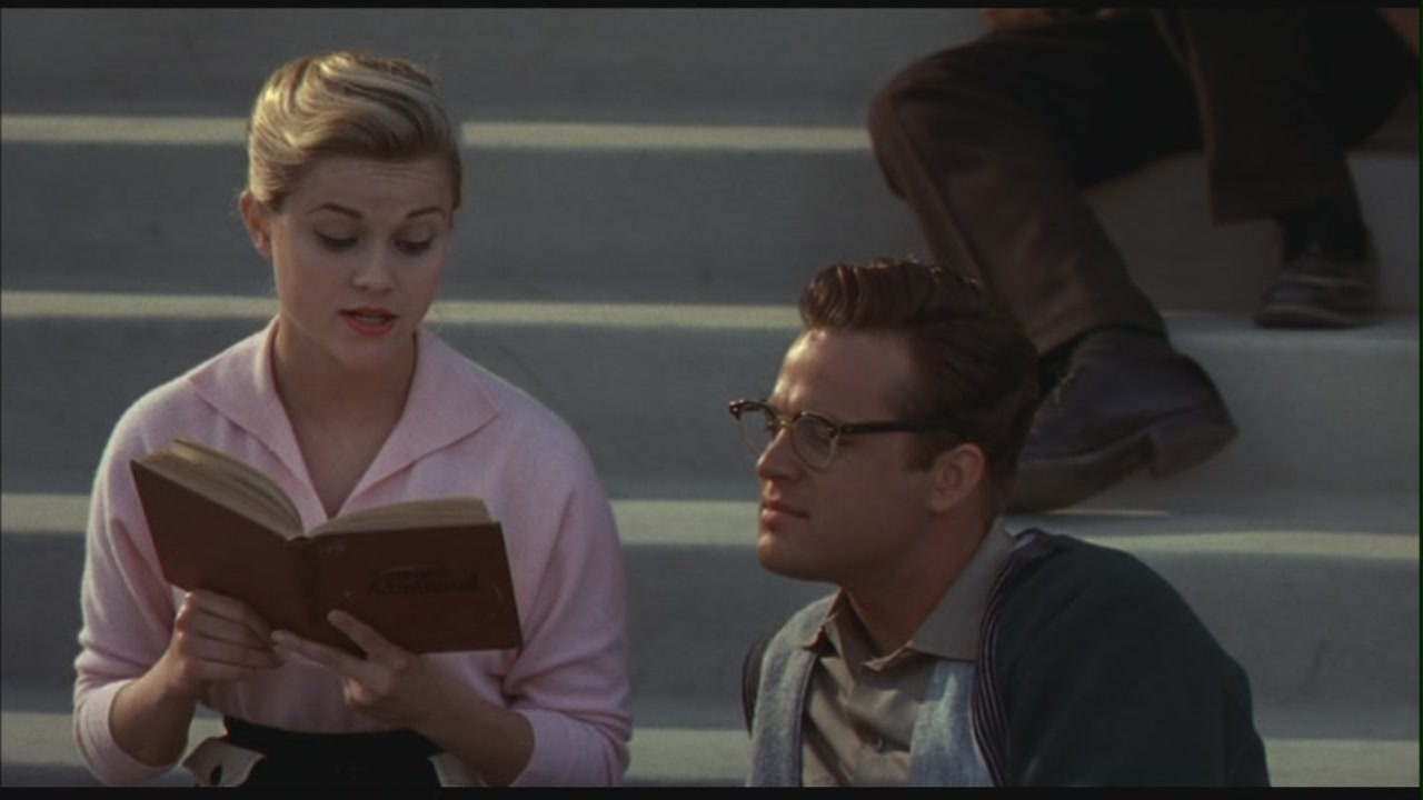 pleasantville mary sue essay [pleasantville's first-ever rainstorm] big bob: well, we're safe for now what did bud and mary sue name the cat they found in the gutter howard: scout.