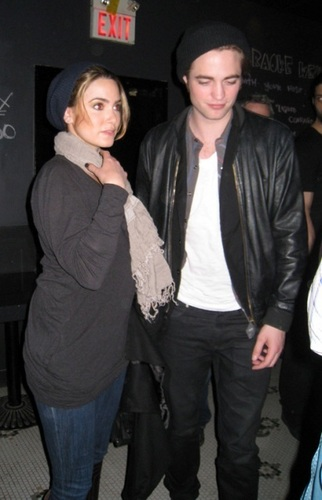Rob and Nikki