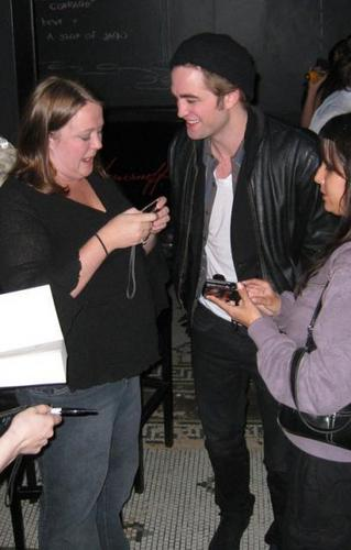 Rob at The Metropole club in Vancouver