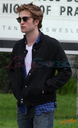 Robert in Vancouver april 20th