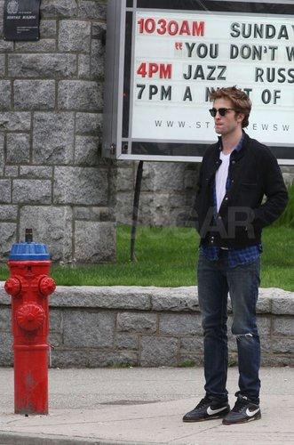 Robert in Vancouver april 20th