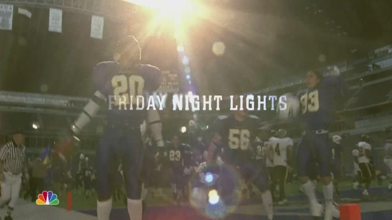 Friday Night Lights Essay