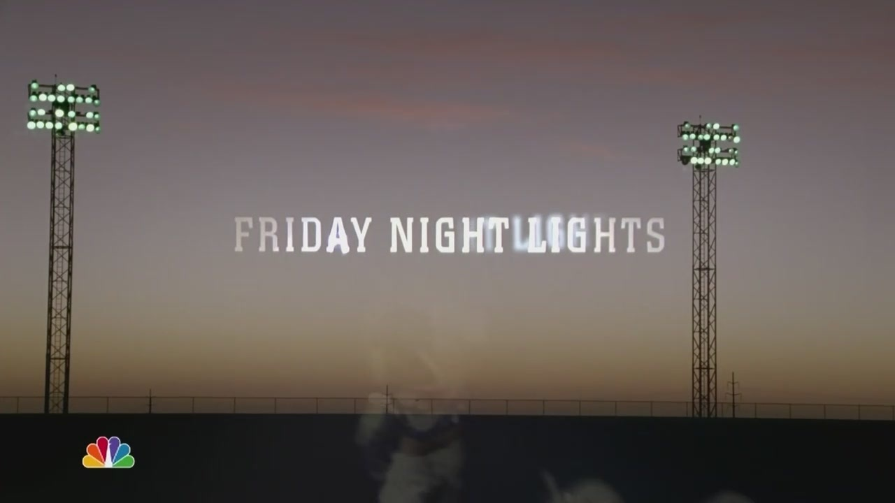 friday night lights book report