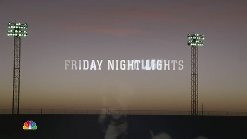Friday Night Lights achtergrond probably with a business district entitled Season 2 Opening Credits