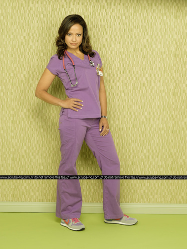 Nurse Carla Espinosa wallpaper entitled Season 8 Photoshooot 1