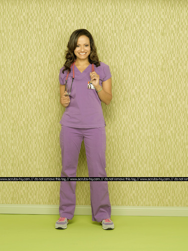 Nurse Carla Espinosa gambar Season 8 Photoshooot 1 HD wallpaper and background foto