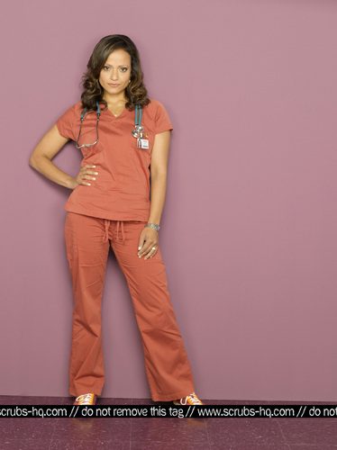 Nurse Carla Espinosa wallpaper containing a well dressed person called Season 8 Photoshoot 2