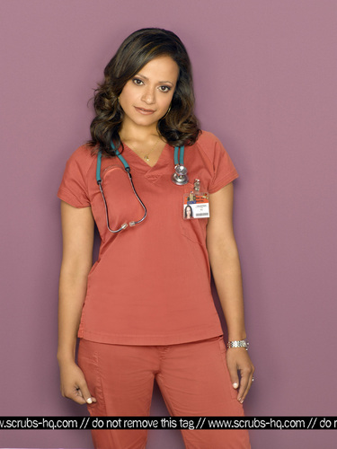 Nurse Carla Espinosa wallpaper entitled Season 8 Photoshoot 2