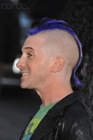 Seth's haircut!