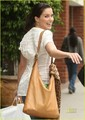 Sophia arbusto, bush shopping in Beverly Hills (April 10)