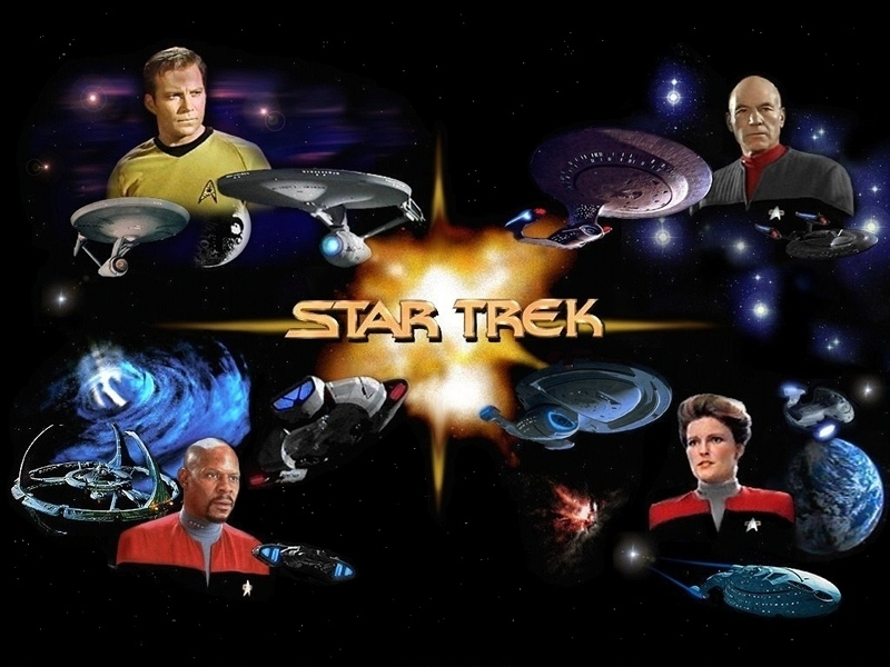 별, 스타 Trek Captains