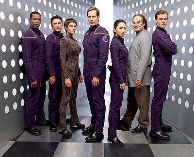 星, つ星 Trek Enterprise