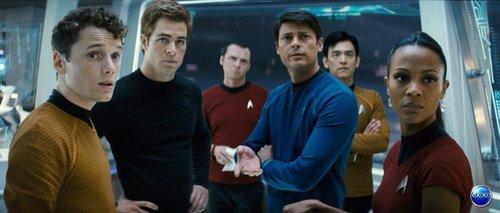 तारा, स्टार Trek:Movie