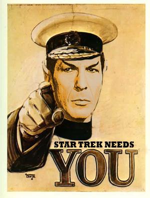 ngôi sao Trek Needs bạn