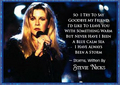 Stevie Nicks - stevie-nicks fan art