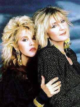 Stevie and Christine McVie