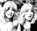 Stevie and Christine McVie - stevie-nicks photo