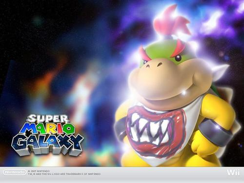 Super Mario Galaxy - nintendo Wallpaper