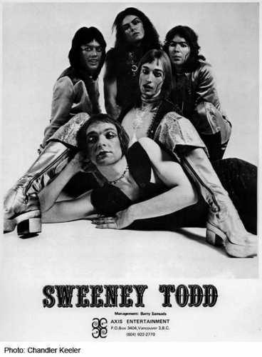 Sweeney Todd Band? O.o