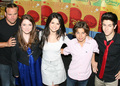 The cast - wizards-of-waverly-place photo