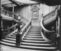 The grand staircase - rms-titanic photo