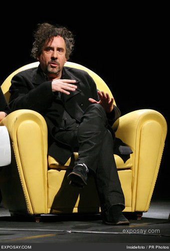 Tim Burton