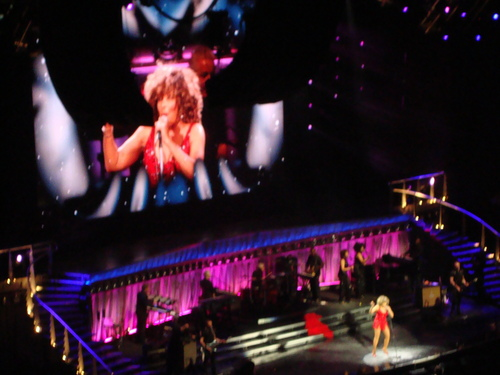 Tina Turner Live Stockholm Sweden 19th of April - tina-turner Photo