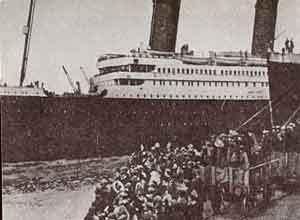 Titanic - 10 April 1912