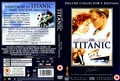 Титаник DVD covers