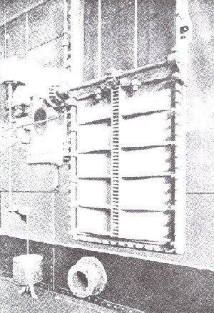 Titanic's steel doors