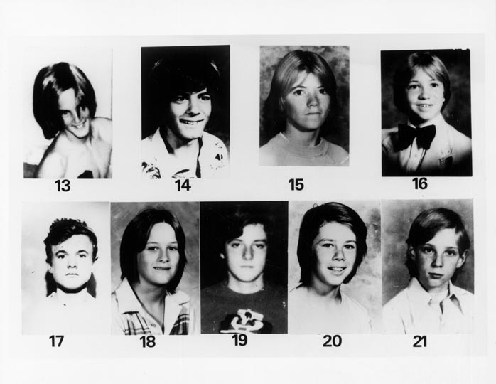 Serial Killers Victims of the Freeway Killer